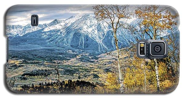 Colorado Autumn Galaxy S5 Case by Jim Hill