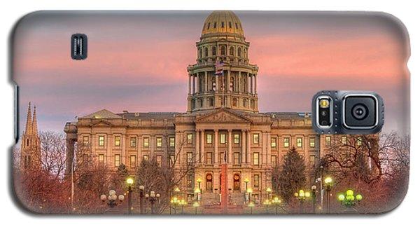 Colorado Capital Galaxy S5 Case