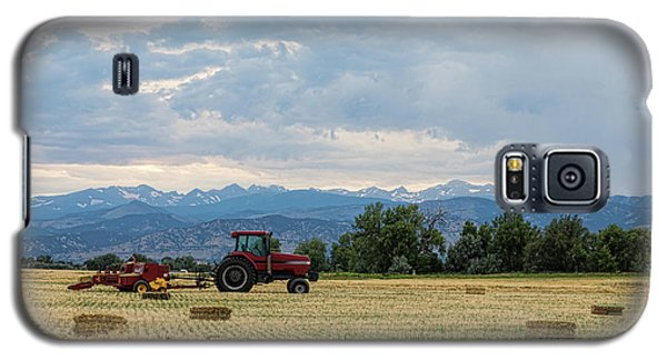 Galaxy S5 Case featuring the photograph Colorado Country by James BO Insogna