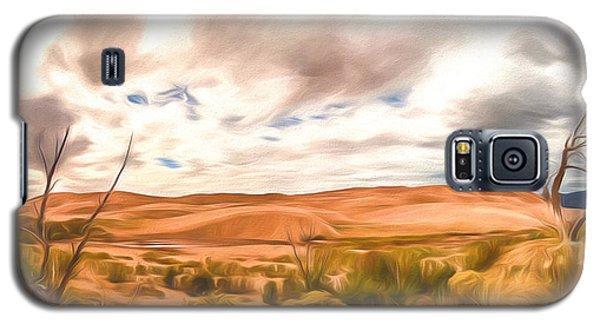 Colorado Dunes Galaxy S5 Case