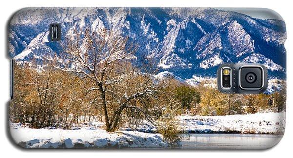 Colorado Flatirons 2 Galaxy S5 Case