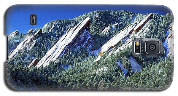 All Five Colorado Flatirons Galaxy S5 Case