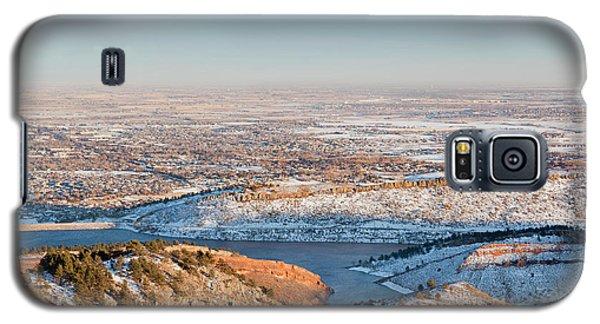 Colorado Front Range And Plains Galaxy S5 Case by Marek Uliasz