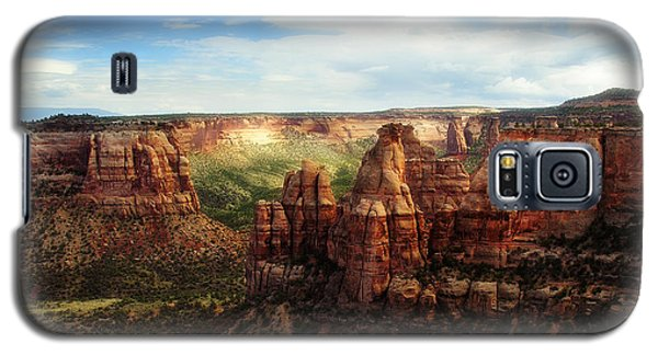 Colorado National Monument Galaxy S5 Case