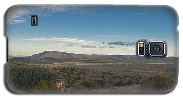 Galaxy S5 Case featuring the photograph Colorado Range by Joshua House
