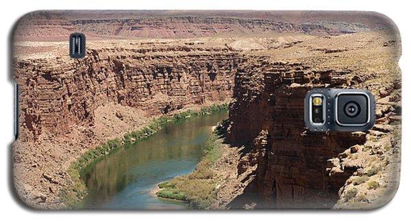Colorado Red Galaxy S5 Case