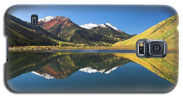 Galaxy S5 Case featuring the photograph Colorado Reflections by Steve Stuller