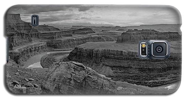 Colorado River Gooseneck Pano Galaxy S5 Case