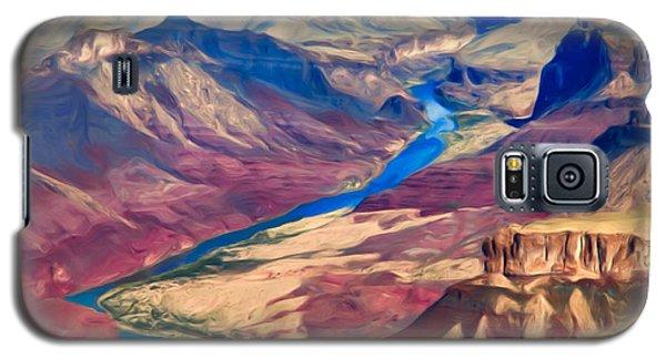 Colorado River In Grand Canyon Galaxy S5 Case