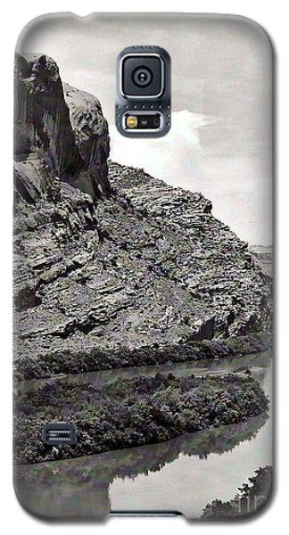 Galaxy S5 Case featuring the photograph Colorado River by Juls Adams