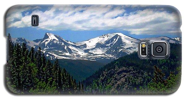 Colorado Rocky Mountains Galaxy S5 Case by Anthony Dezenzio