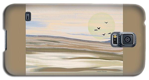 Colorado Sand Dunes Galaxy S5 Case