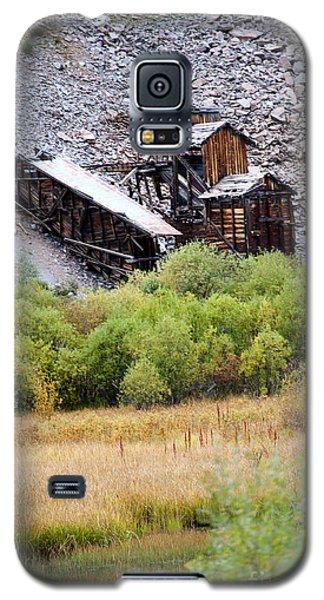 Colorado Silver Mine  Galaxy S5 Case