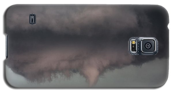 Galaxy S5 Case featuring the photograph Colorado Tornado 2 by James Menzies