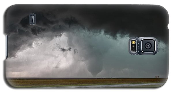 Galaxy S5 Case featuring the photograph Colorado Tornado by James Menzies
