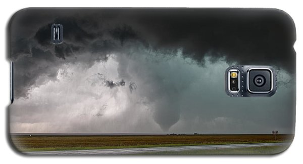 Colorado Tornado Galaxy S5 Case by James Menzies