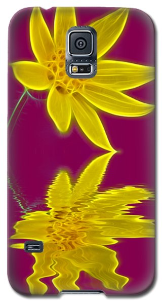 Colorado Wildflower Galaxy S5 Case