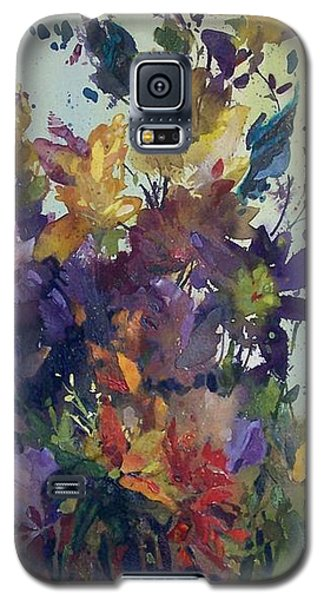 Colorburst Galaxy S5 Case by Helen Harris