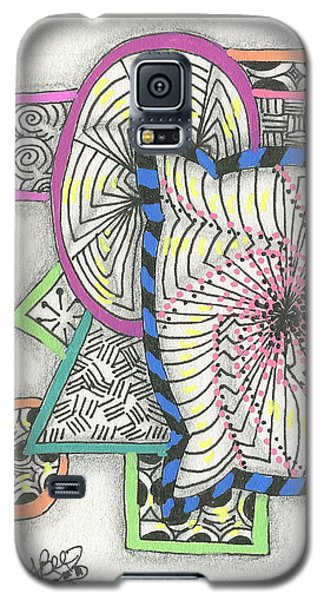 Colored Frames Galaxy S5 Case