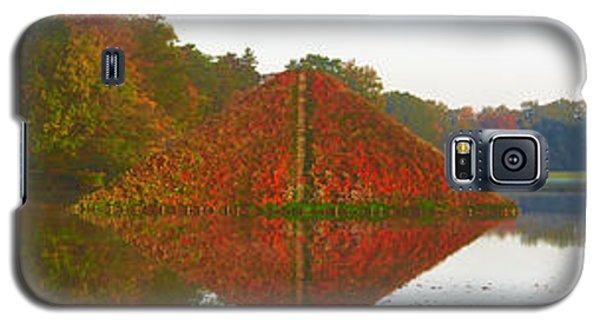 Colored Lake Pyramid Galaxy S5 Case