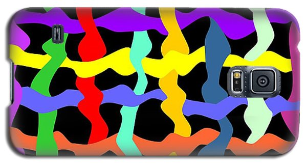 Colorfield Theory, No. 2 Galaxy S5 Case