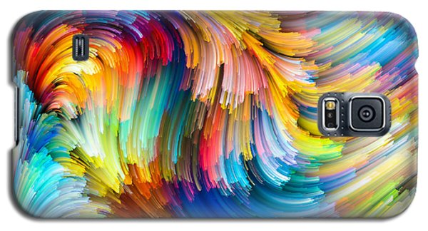 Colorful Beauty Galaxy S5 Case