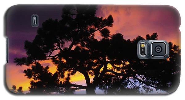 Colorful Colorado Sunset Galaxy S5 Case