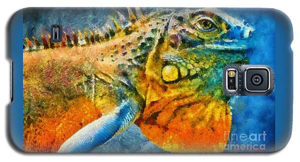 Colorful Creature  Galaxy S5 Case