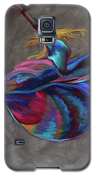 Colorful Dancer Galaxy S5 Case