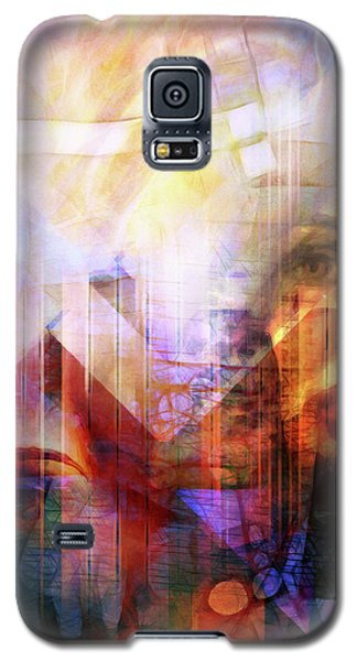 Colorful Drama Vision Galaxy S5 Case