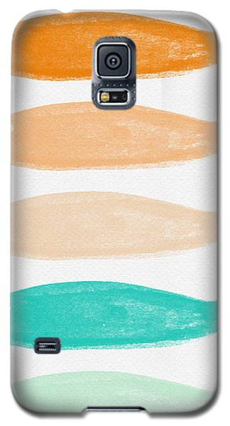 Colorful Fish Galaxy S5 Case