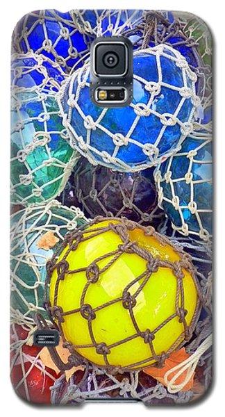 Colorful Glass Balls Galaxy S5 Case