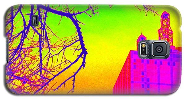 Dallas In Vivid Colors Galaxy S5 Case