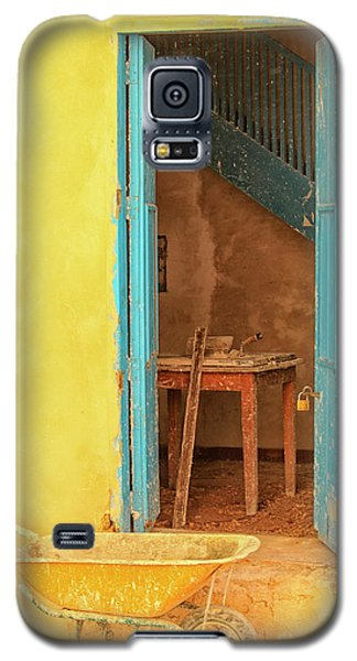 Colorful House  Galaxy S5 Case