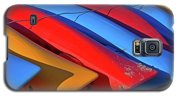 Colorful Kayaks Galaxy S5 Case