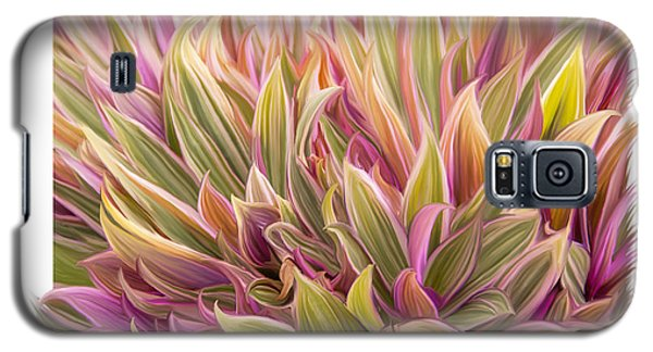 Color Of Leaves Galaxy S5 Case