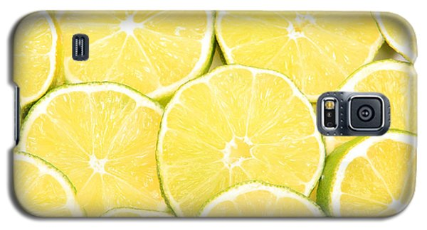 Colorful Limes Galaxy S5 Case by James BO  Insogna