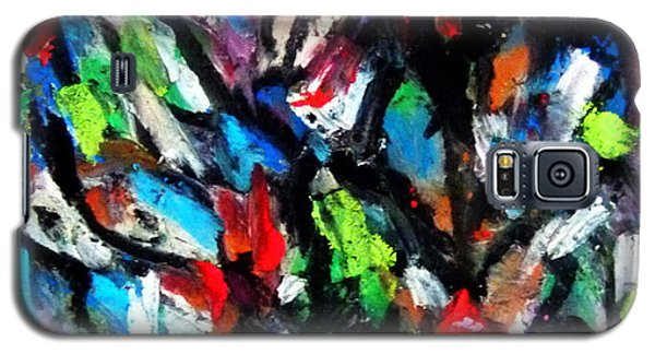 Colorful Of Life Galaxy S5 Case