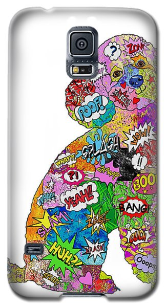 Poodle-icious Galaxy S5 Case