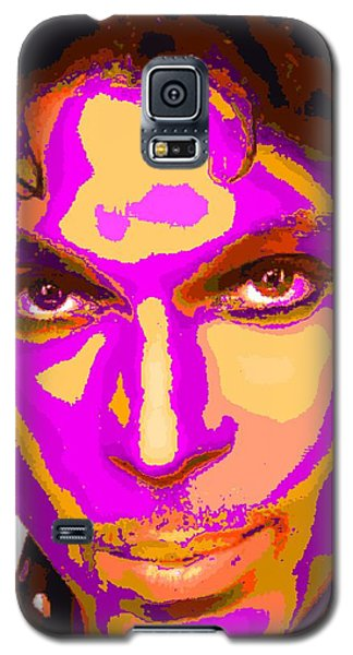 Colorful Prince - Purple Galaxy S5 Case