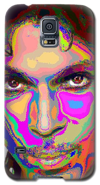 Colorful Prince Galaxy S5 Case