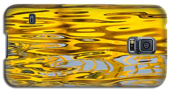 Colorful Reflection In The Water Galaxy S5 Case by Odon Czintos