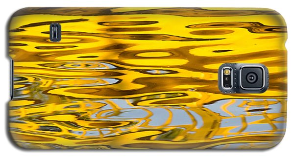 Colorful Reflection In The Water Galaxy S5 Case