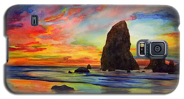 Colorful Solitude Galaxy S5 Case