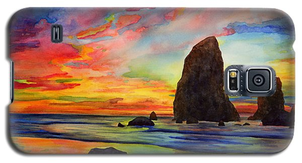 Colorful Solitude Galaxy S5 Case