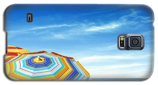 Summer Galaxy S5 Cases - Colorful Sunshades Galaxy S5 Case by Carlos Caetano