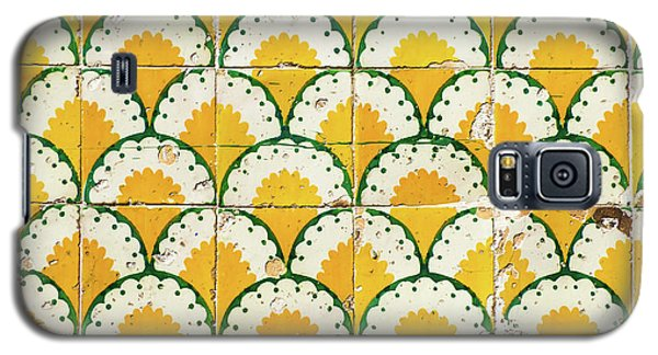 Colorful Vintage Portuguese Tiles Galaxy S5 Case