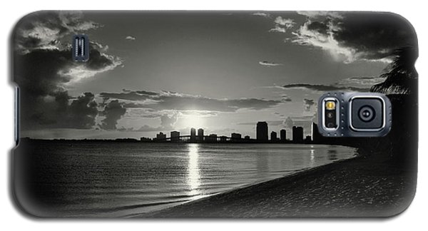 Colorless Sunset Galaxy S5 Case