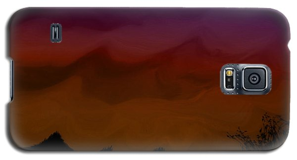 Colors At Dusk Galaxy S5 Case