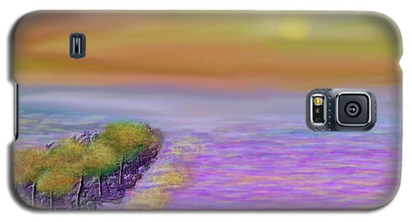 Colors Before Sunset Galaxy S5 Case by Dr Loifer Vladimir